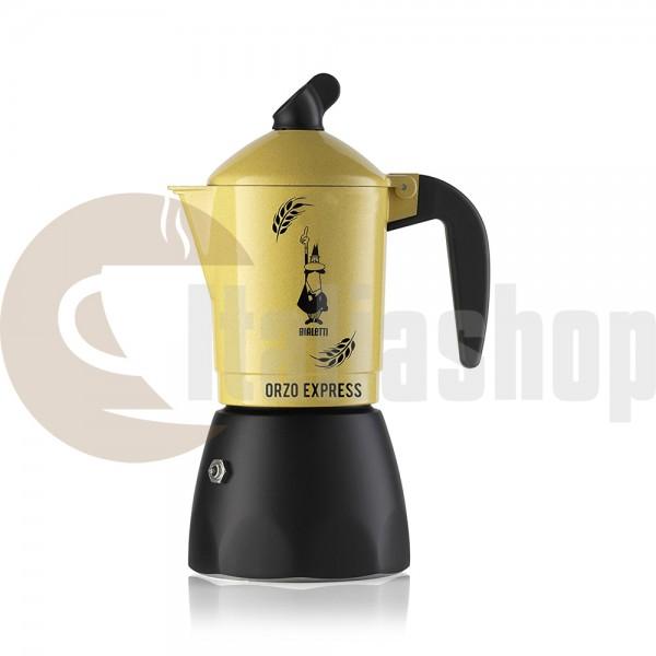 Bialetti Orzo Express Καφετιέρα Χειρός Espresso Για 2 Φλιτζάνια