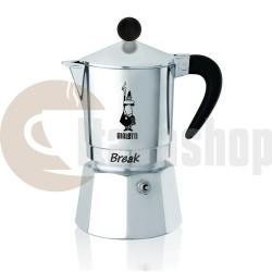 Bialetti Break Καφετιέρα Χειρός Espresso Για 3 Φλιτζάνια