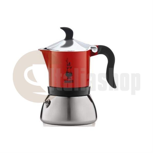 Bialetti Fiammetta Induction Καφετιέρα Χειρός Espresso Για 3 Φλιτζάνια