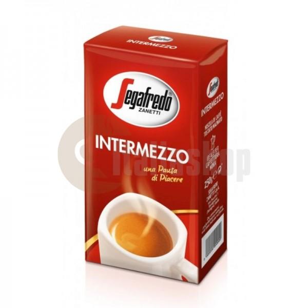 Segafredo Intermezzo Αλεσμένος Καφές - 250 gr.
