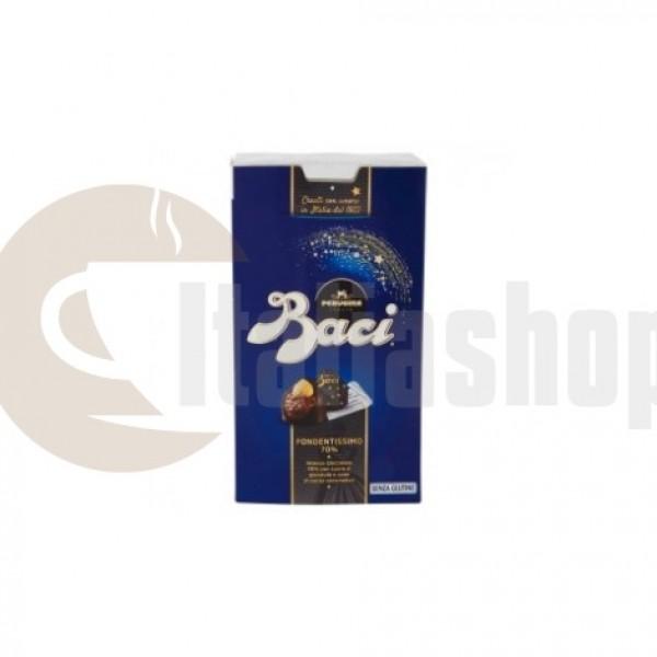Baci Perugina Σοκολατάκια Aπό Μαύρη Σοκολάτα με 70% Κακάο - 200 gr