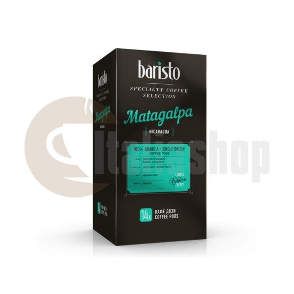 Baristo Specialty Coffee Matagalpa Κάψουλες Χάρτινες ( E.S.E. Pod )