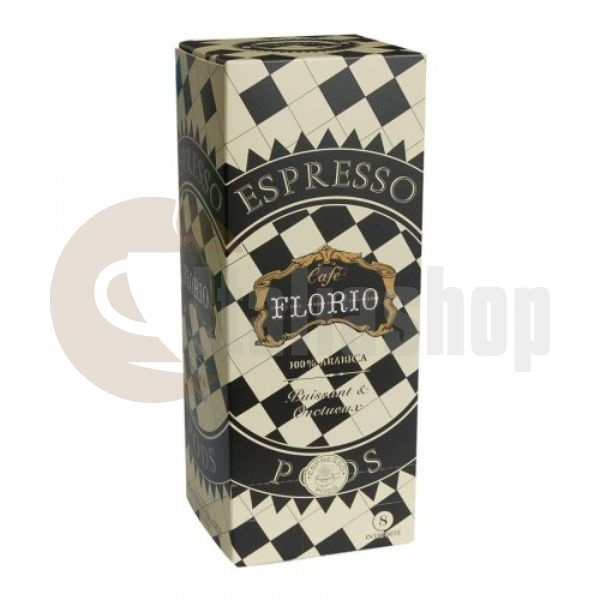 Cafés Richard Florio - Κάψουλες Χάρτινες ( E.S.E. Pod )