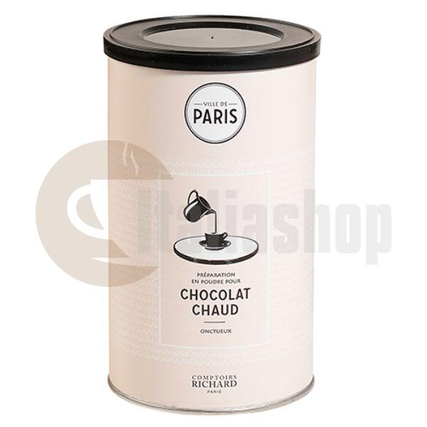 Chocolat en poudre ville de Paris Cafés Richard Ρόφημα Σοκαλάτας σε Σκόνη