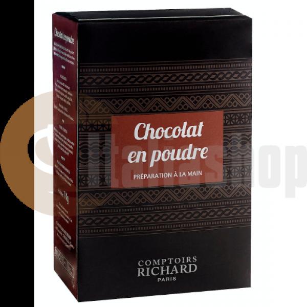 Cafés Richard Chocolat en poudre Ρόφημα Σοκαλάτας σε Σκόνη
