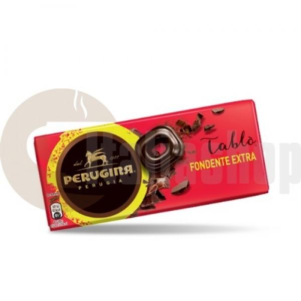 Perugina Μαύρη Σοκολάτα με 46% Κακάο - 80 gr