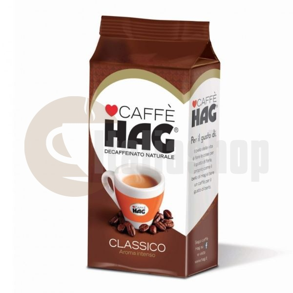 Hag Classico Αλεσμένος Καφές Ντεκαφεϊνέ - 250 gr.