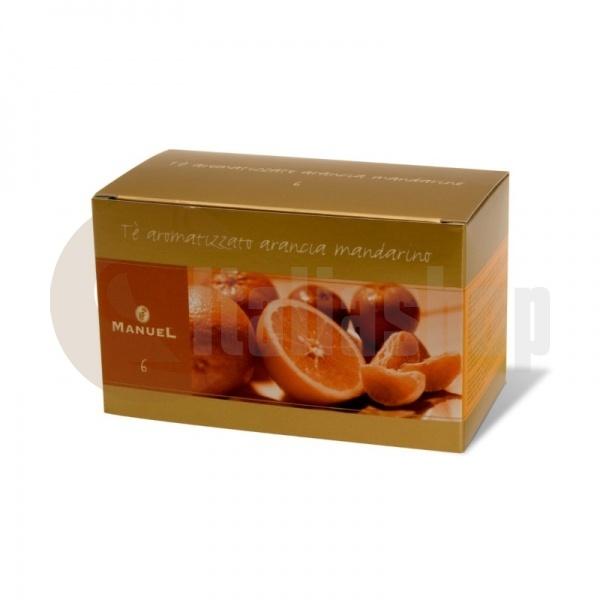 Manuel Τσάι Με Γεύση Πορτοκάλι και Μανταρίνι №6