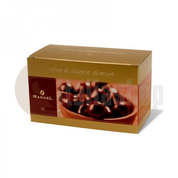 Manuel Τσάι με Γεύση Κεράσια №10
