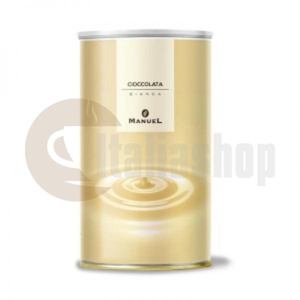 Manuel Σκόνη για Ρόφημα Ζεστής Άσπρης Σοκολάτας - 1 kg
