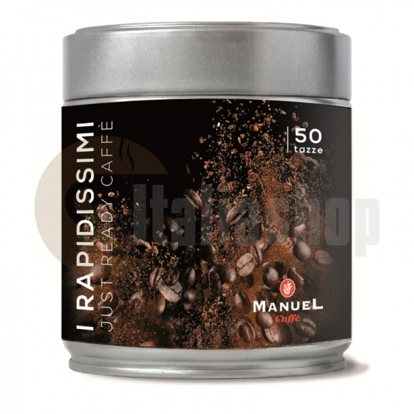 Manuel Rapidissimi Στιγμιαίο Ρόφημα Καφέ - 250 gr.