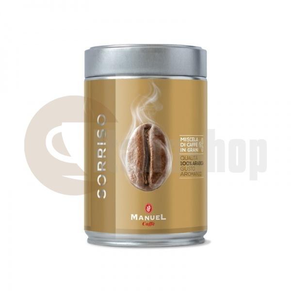 Manuel Sorriso Αλεσμένος Καφές - 250 gr.