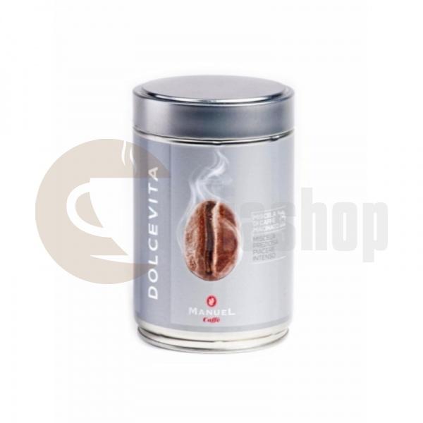 Manuel Dolce Vita Αλεσμένος Καφές - 250 gr.