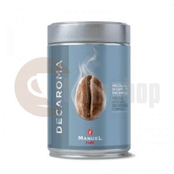 Manuel Decaroma Αλεσμένος Καφές - 250 gr.