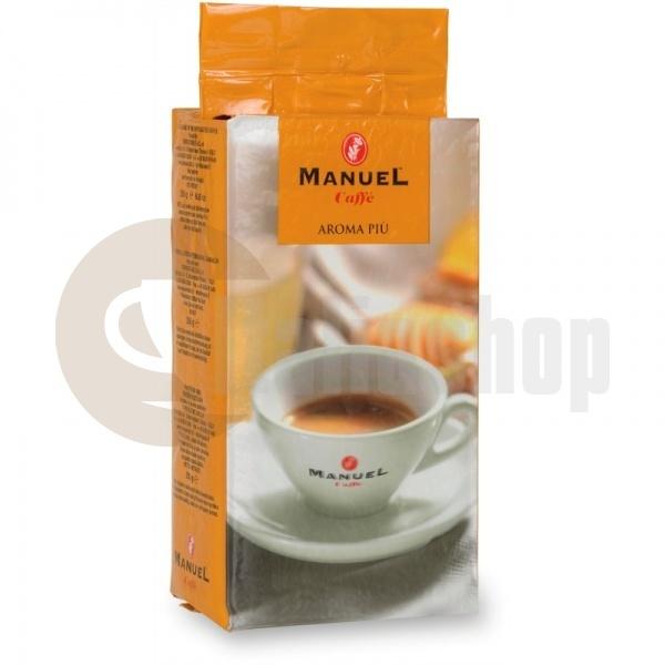 Manuel Aroma piu Αλεσμένος Καφές - 250 gr.