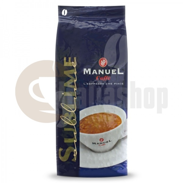 Manuel Sublime Εσπρέσο σε Κόκκους - 1 kg