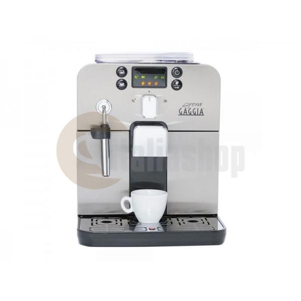 Gaggia Brera Μηχανή Espresso - Black / Silver