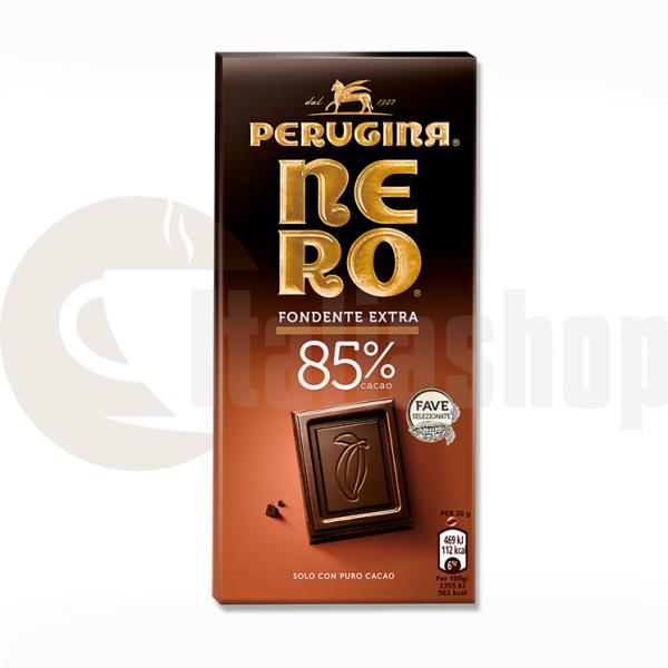 Perugina Μαύρη Σοκολάτα 85% - 100 gr