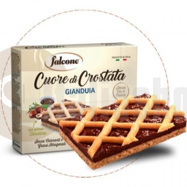 Falcone Crostata Gianduia - 4  Τεμ. Στη Συσκευασία