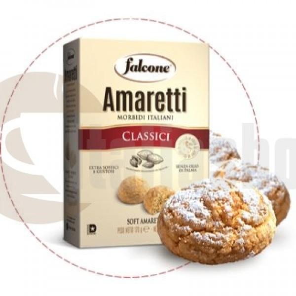 Falcone Amaretti Μπισκότα Con Mandorla