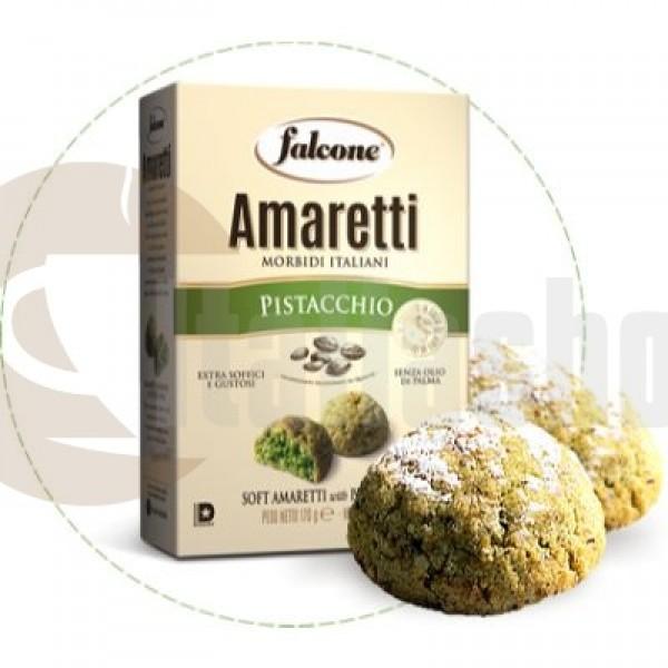 Falcone Amaretti Μπισκότα Al Pistacchio