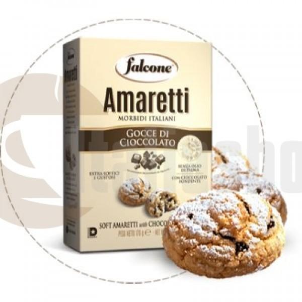 Falcone Amarettes Με Κομμάτια Σοκολάτας