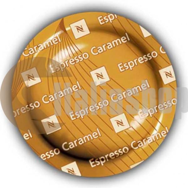 Nespresso Pro Espresso Caramel - 50 Τεμ.