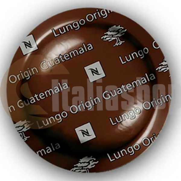 Nespresso Pro Lungo Origin Glatemala - 50 Τεμ.