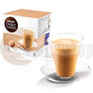 Dolce Gusto Cortado Espresso Macchiato - 16 Τεμ.