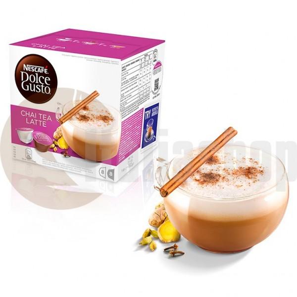 Dolce Gusto Chai Tea Latte - 16 Τεμ.