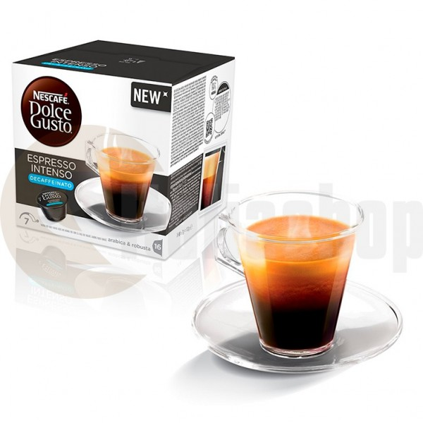 Dolce Gusto Espresso Intenso Dek - 16 Τεμ.