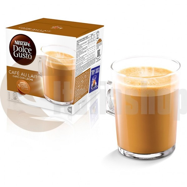 Dolce Gusto Caffe Latte - 16 Τεμ.