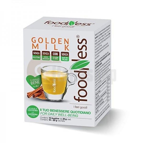Foodness Golden Milk - Ρόφημα