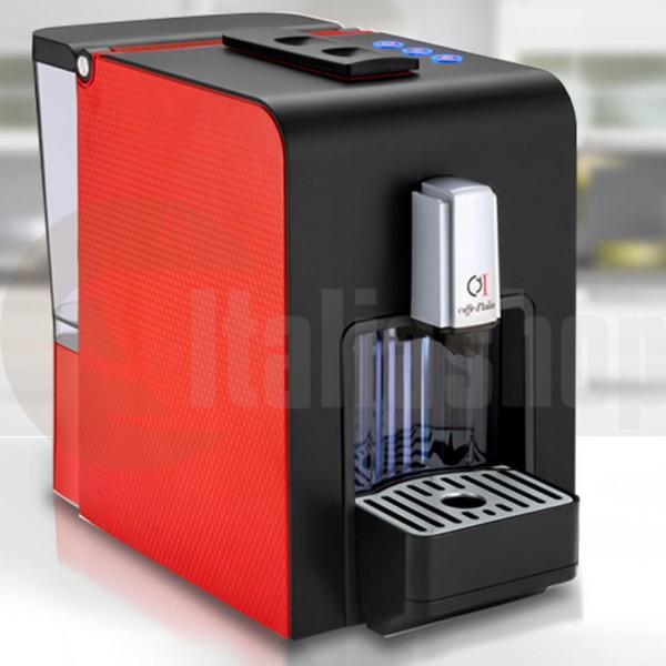 Caffè Ditalia Chikko Μηχανή Espresso + 200 Κάψουλες Horeca + 25 Mix Κάψουλες + 1 Φίλτρο Νερού
