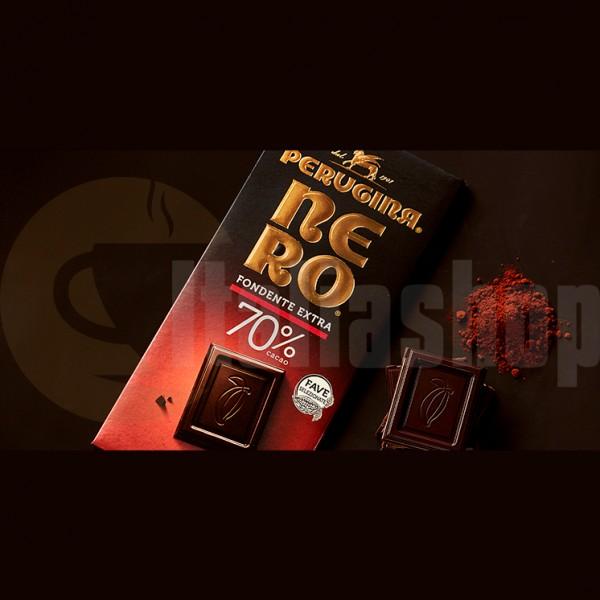 Baci Perugina Extra Μαύρη Σοκολάτα 70% Κακάο