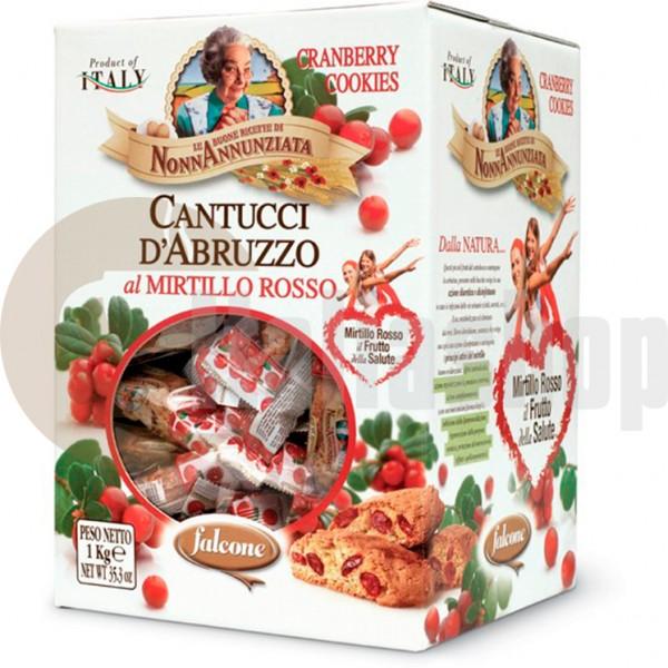 Falcone Cantucci Al Mirtillo Rosso - 1 kg