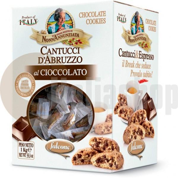 Falcone Cantucci Al Cioccolato - 1 kg
